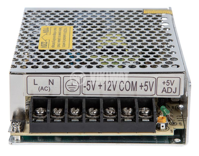 Switching power supply with triple output  - 1