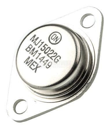 Транзистор MJ15022G NPN 200V 16A 250W 350V