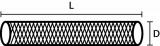 Полиестерна оплетка, ф 8-17mm - 7