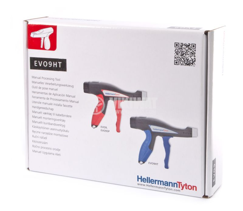 Tension gun EVO7 for tightening cable ties - 6