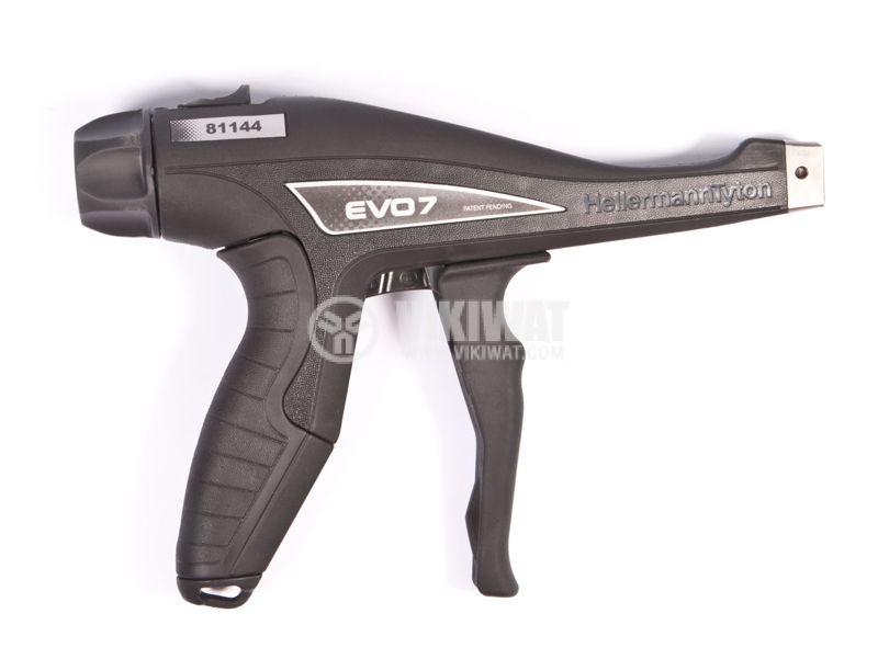 Ръчен пистолет за стягане на кабелни превръзки EVO7 - 1