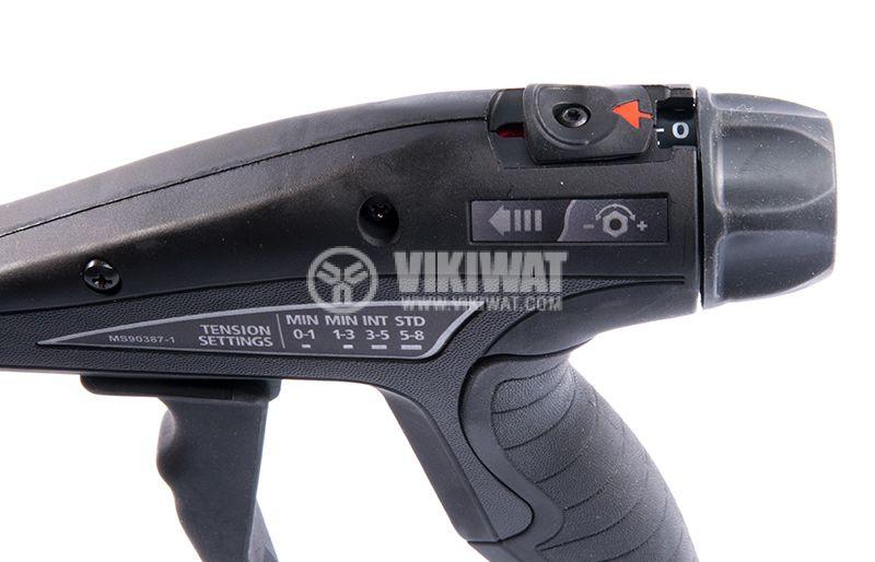 Ръчен пистолет за стягане на кабелни превръзки EVO7 - 10