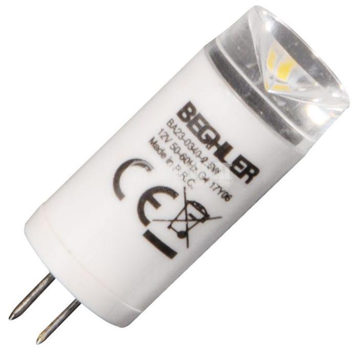 LED Lamp BA23-0352, 220V G4 2.5W - 1