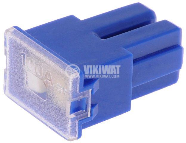 Cartridge Automotive Fuse, 32V, 100A
