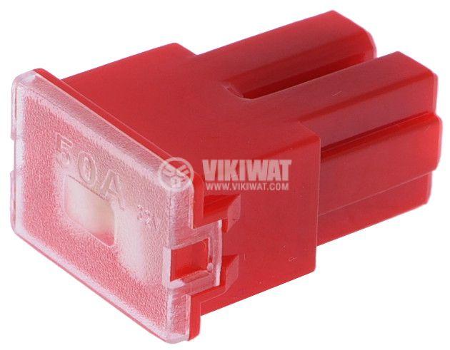 Cartridge Automotive Fuse, 32V, 50A