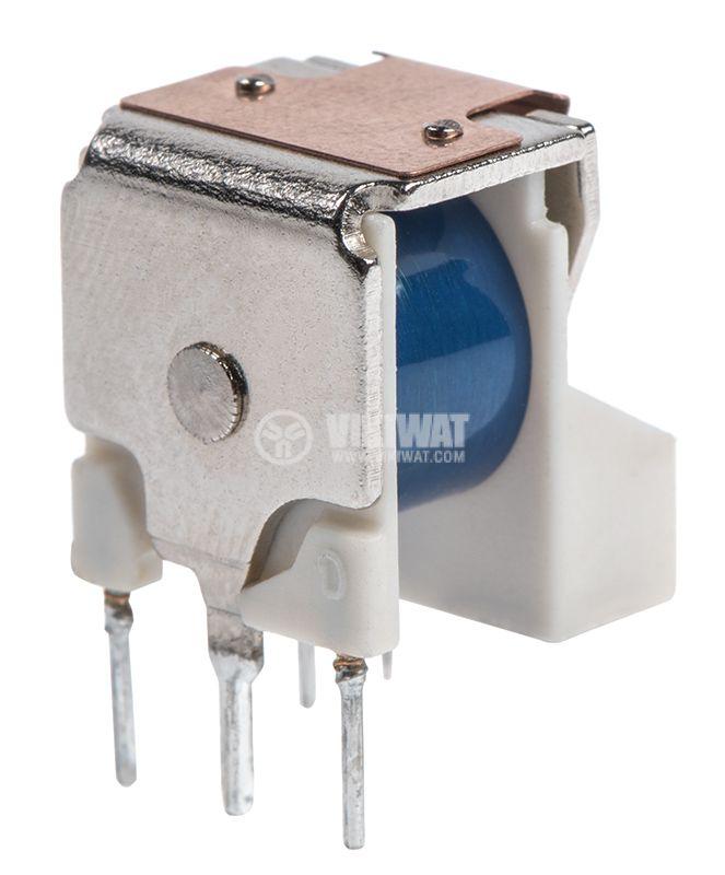 Реле електромагнитно, FRA3C-DC12, 12VDC, 15A, SPDT, NO-NC - 2