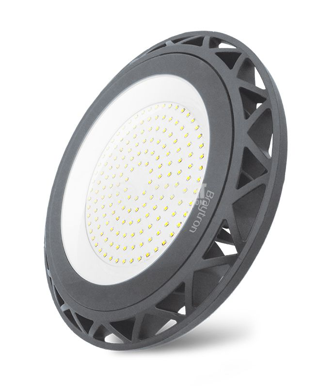 Industrial LED lamp UFO HIBAY, 100W, 220VAC, 10000lm, 6000K, IP65, waterproof, BT45-09132 - 1