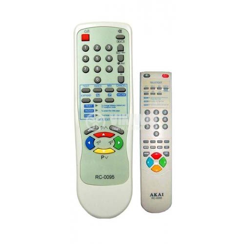 Remote control AKAI RC-0095
