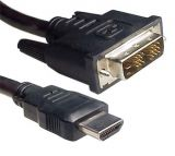 10m HDMI to DVI cable