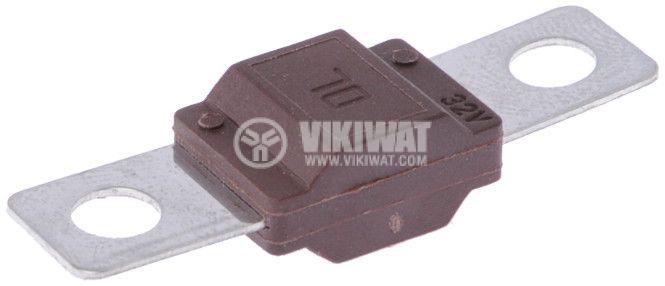 Flat Automotive Fuse, 32V, 70A