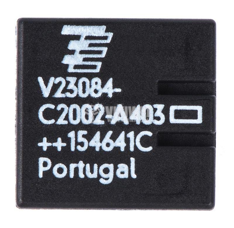 Електромагнитно реле V23084-C2002-A403 12VDC - 2
