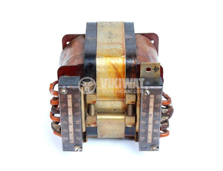 Transformer 250 VA, 2 x 11.7 2 + (2.5 + 16.5) VAC  - 1