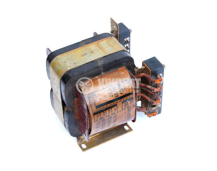Transformer 250 VA, 2 x 11.7 2 + (2.5 + 16.5) VAC  - 2