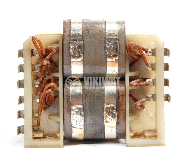 ПЛ трансформатор 250 VA, 220 / 3.5 + 2 х (16 + 25 + 18) VAC - 1