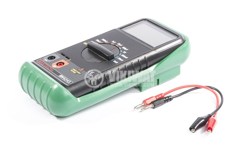 LC meter MY6243, capacitance 2nF to 200uF, inductance 2mH to 2H - 4