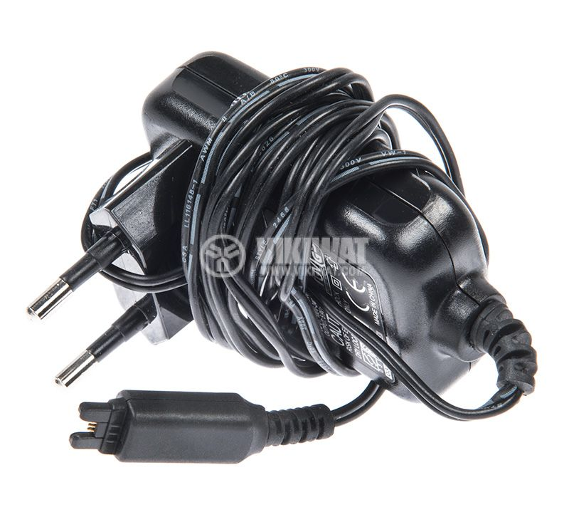Charger for MOTOROLA, SSW-0622, 100-240VAC, 5.9VDC, 0.375A - 3