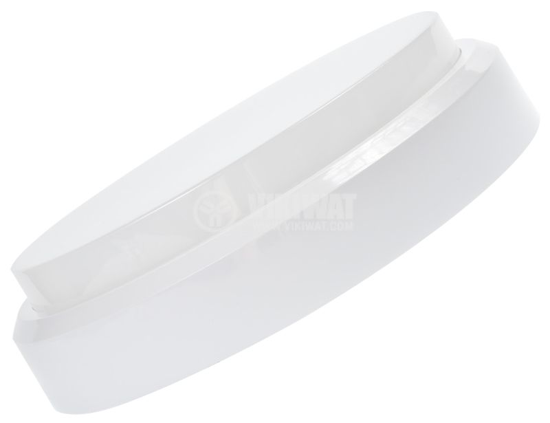 LED Ceiling light BULKHEAD, 18W, 220VAC, 1260lm, 3000K, IP54, BC16-00600 - 2