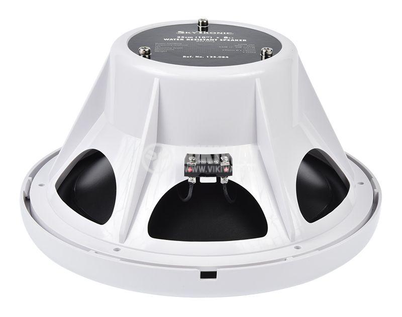 """Speaker SkyTronic, waterproof, 10"""", 8Ohm, 200W - 6"""