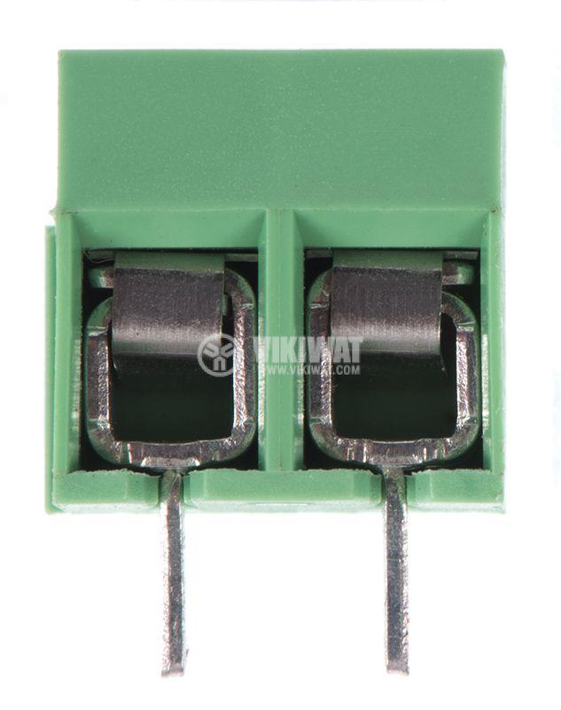 PCB терминален блок 2 пина - 4