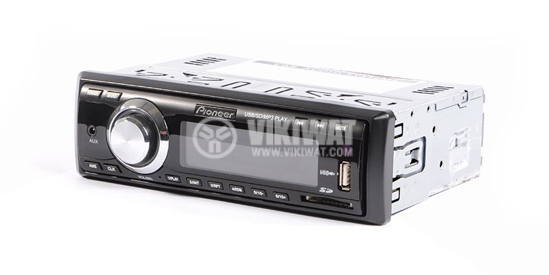 Radio CTC-3000U Pioneer, mp3, USB slot, MMC and SD slot, AUX-in - 2
