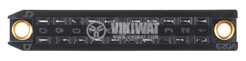 Connector РП-14-20, 20pin, 350V, 10A - 4