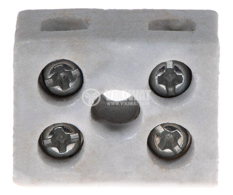 Керамична клема - 2