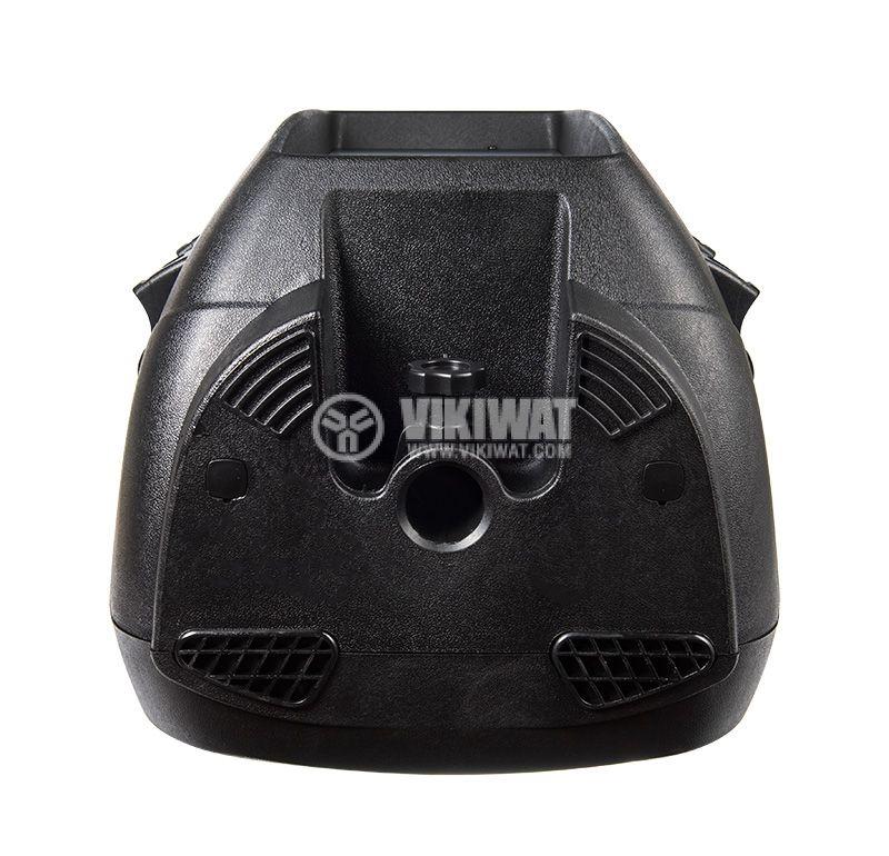 Speaker box, PVC, 10'', black - 4
