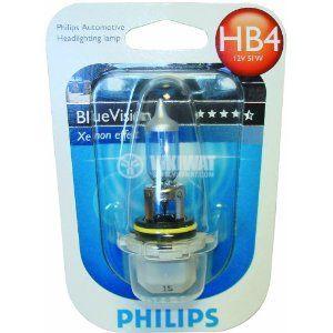 Автомобилна халогенна лампа HB4 - 2