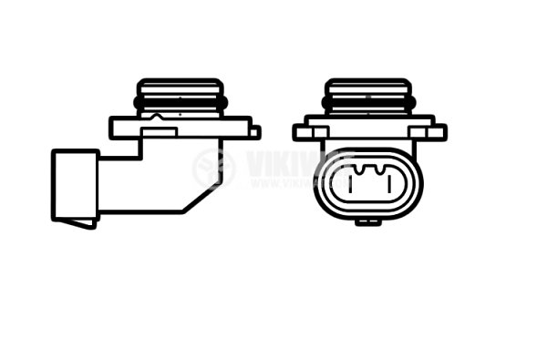 Автомобилна халогенна лампа P22d - 4