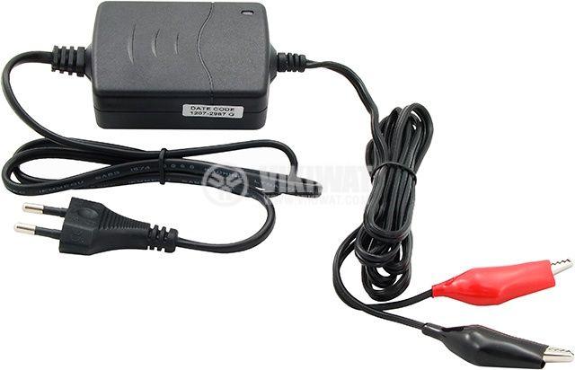 Зарядно устройство за акумулатори 12V от 4-7Ah - 1