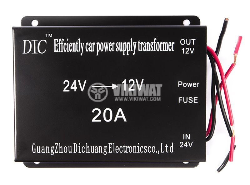 Voltage Converter DIC-20A - 1