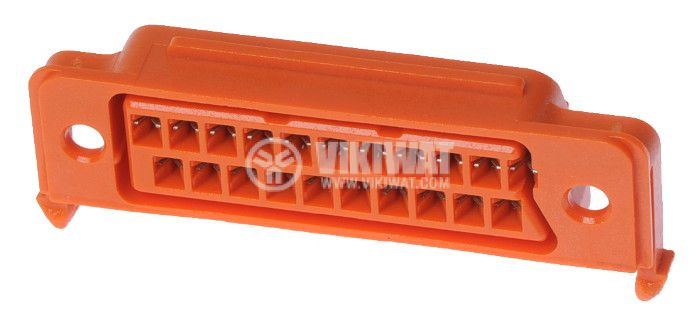 Connector type SCART, female - 1