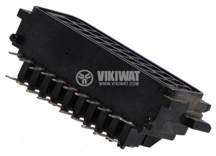 SCART Connector female,21 pins - 2