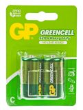 Battery R14 1.5V C, GREENCELL