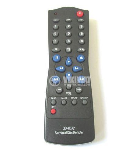 Universal remote Disc control QD-YDJ01