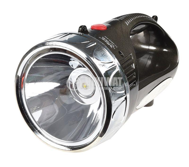 LED фенер, презареждаем, YJ-2805-5W, 22LEDs - 1