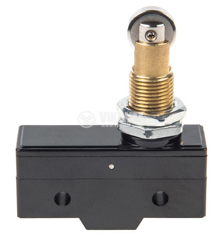 Краен изключвател с щифт с ролка - 2