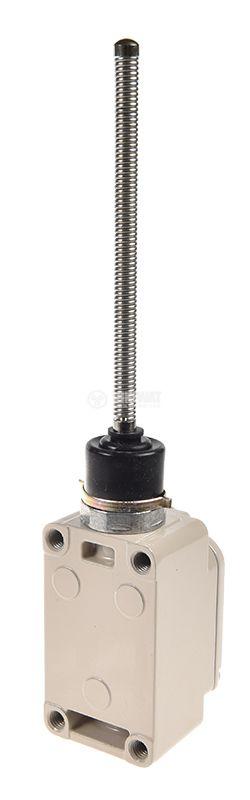 Краен изключвател, WLNJ, NO+NC, 250VAC, 10A, пружина - 2