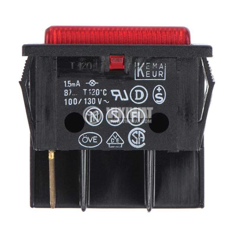 Light Indicator, XH022, 24VDC, red - 2