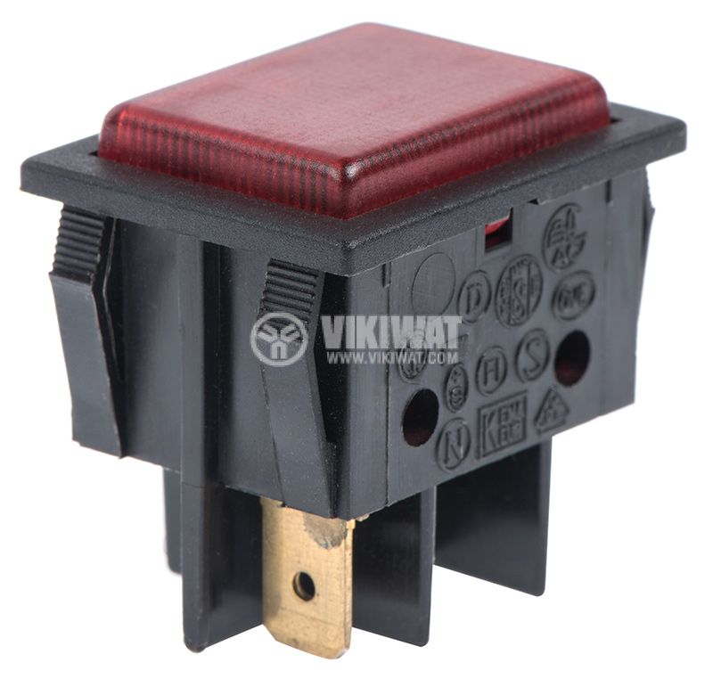 Light Indicator, XH022, 24VDC, red - 1