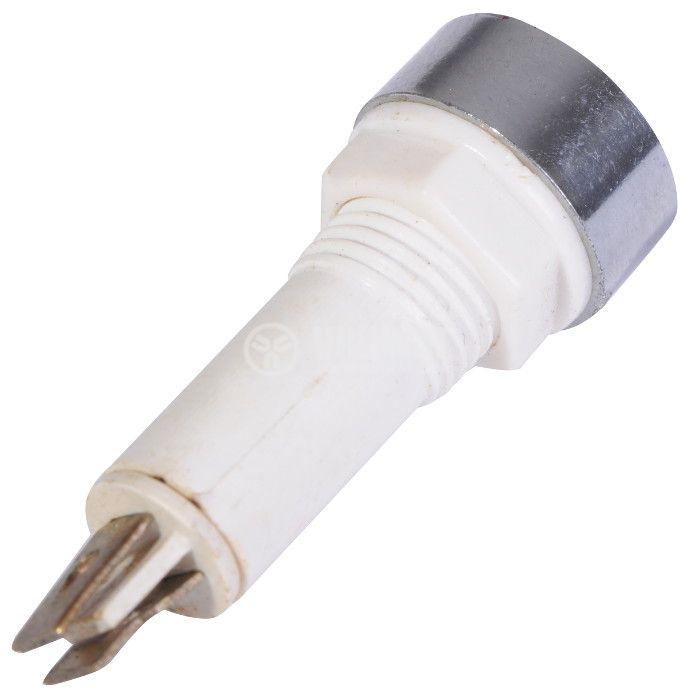 Индикаторна лампа LED, XH024, 12VDC, червена - 3