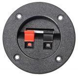 Double Round Speaker Terminal F389, ф70x17mm