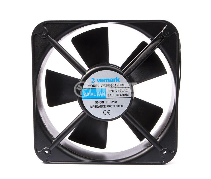 Вентилатор 200х200х60mm - 2