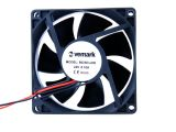Fan, 24VDC, 80x80x25mm, with sleeve, 70m3 / h, FM8025D24HS