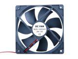 Вентилатор FM12025D24HS 120х120х25mm 24VDC 0.33A с втулка - 2
