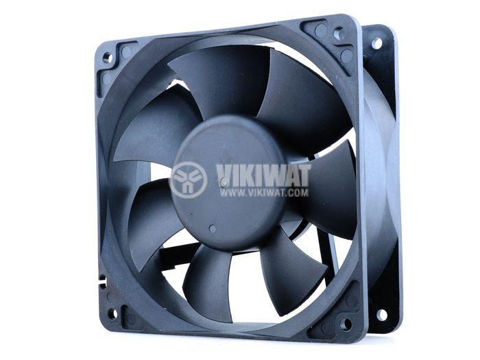 Вентилатор 120х120х38mm - 1
