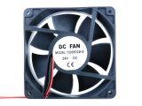 Вентилатор VM12038D24HSL, 120х120х38mm, 24VDC, 0.2A с втулка - 2