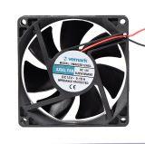 Вентилатор VM8025D12HSL, 80х80х25mm, 12VDC, 0.18A с втулка - 2