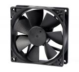 Fan, 12VDC, 92x92x25mm, with sleeve, 76m3 / h, VM9225D12HSL