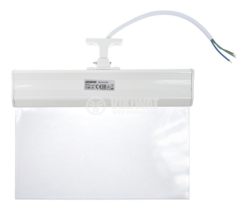 "Emergency LED fixture ""EXIT-right"", 2W, BC14-01100 - 4"